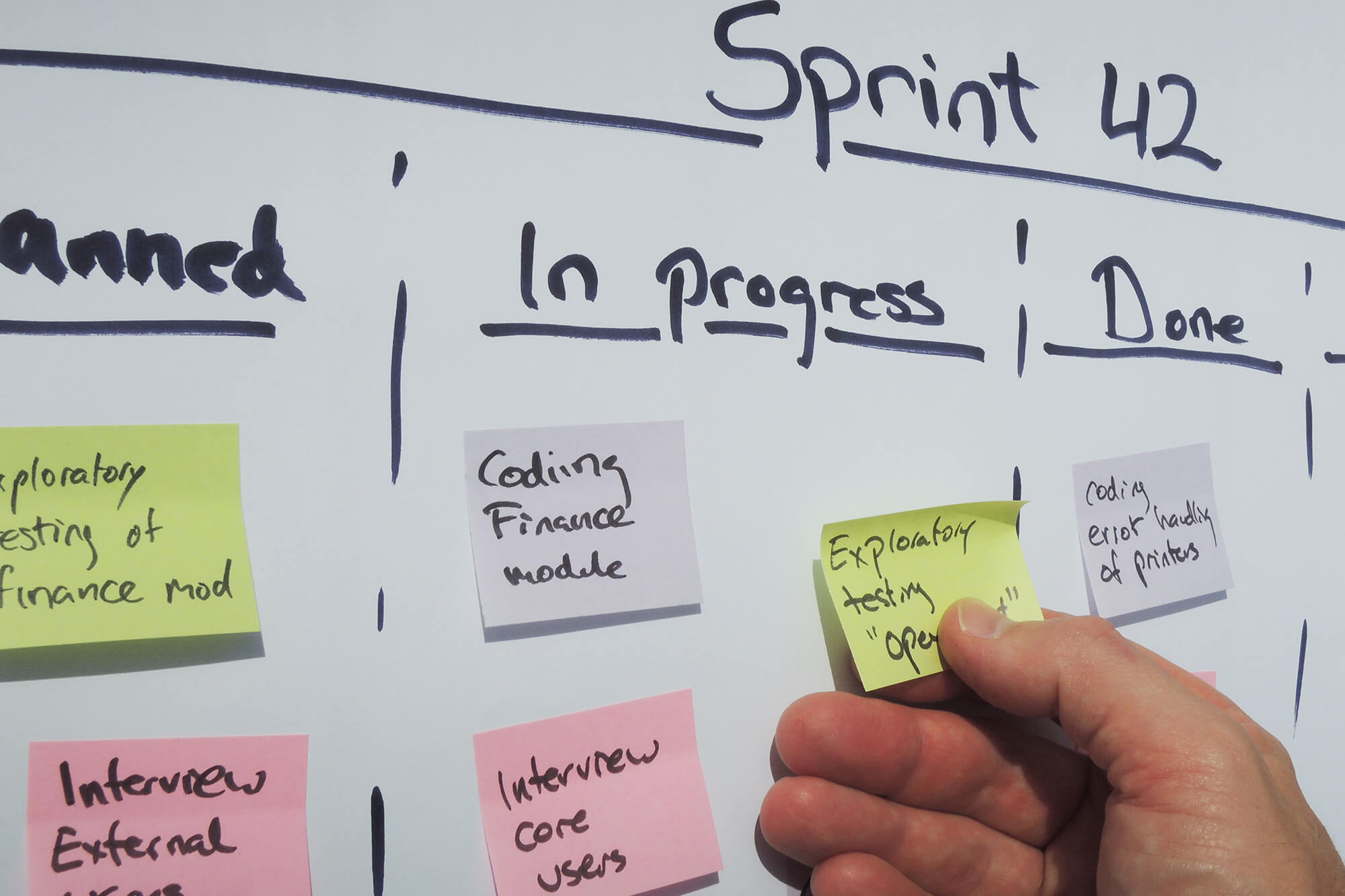 Agile Transformation: Practice What You Preach