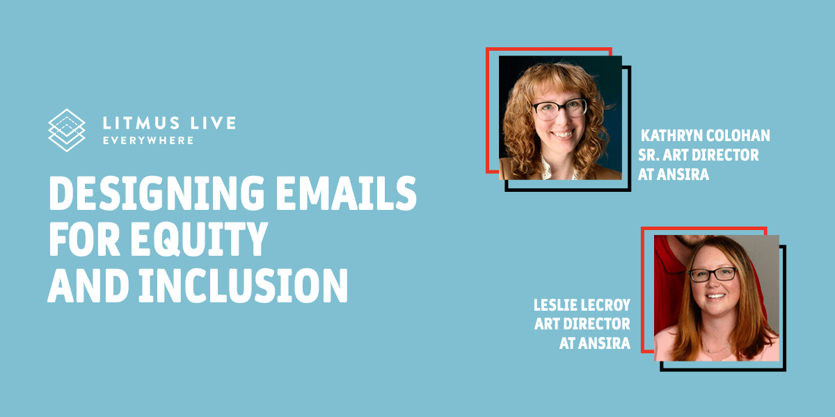 Designing Emails for Equity and Inclusion